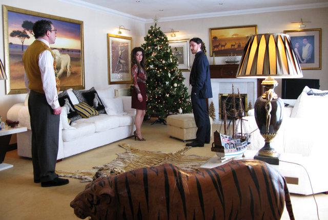 Dressed Set - Bunty & Bladesy's Living Rm