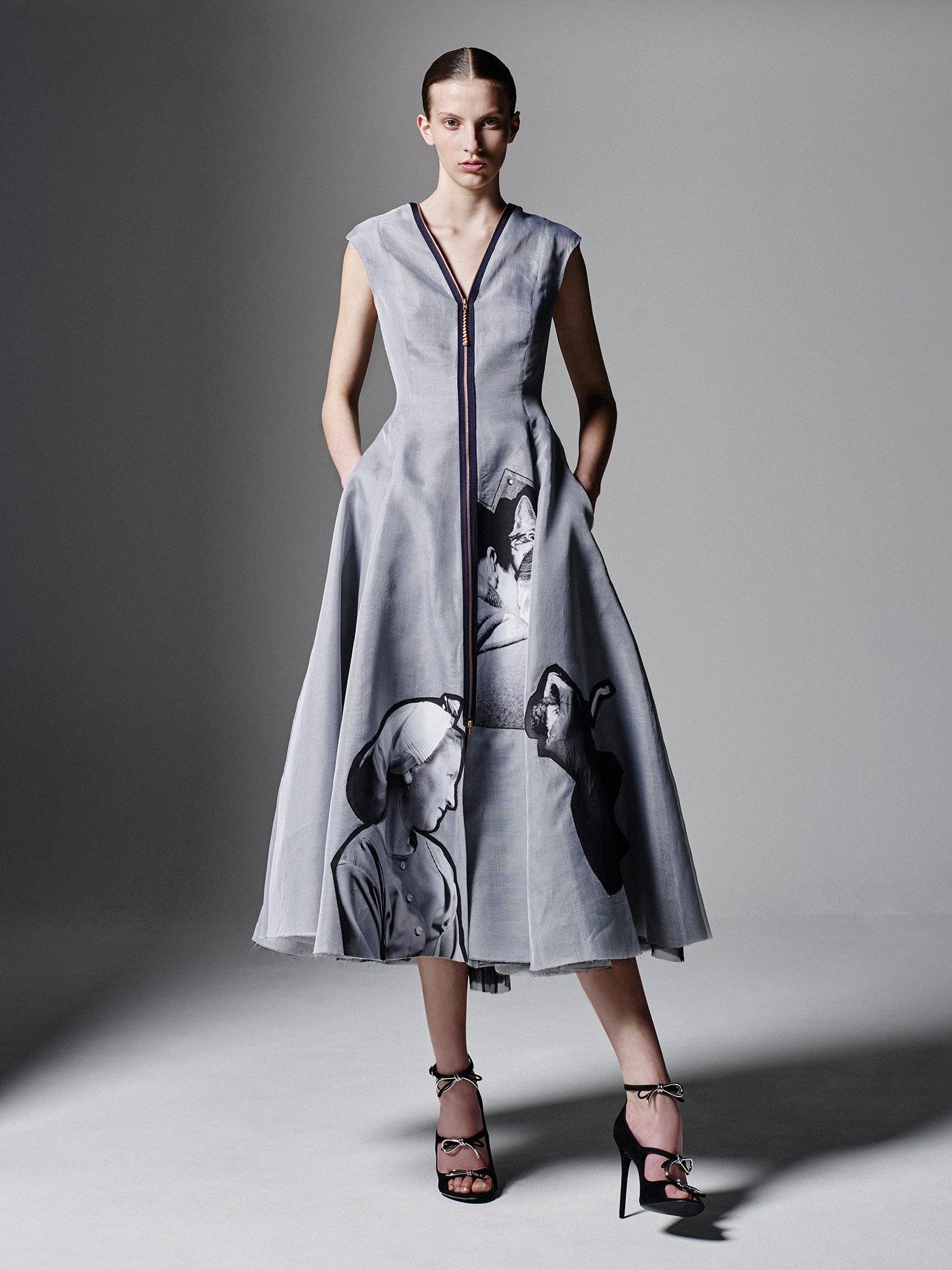 LOOKBOOK Mattijs van Bergen Photo to Fashion