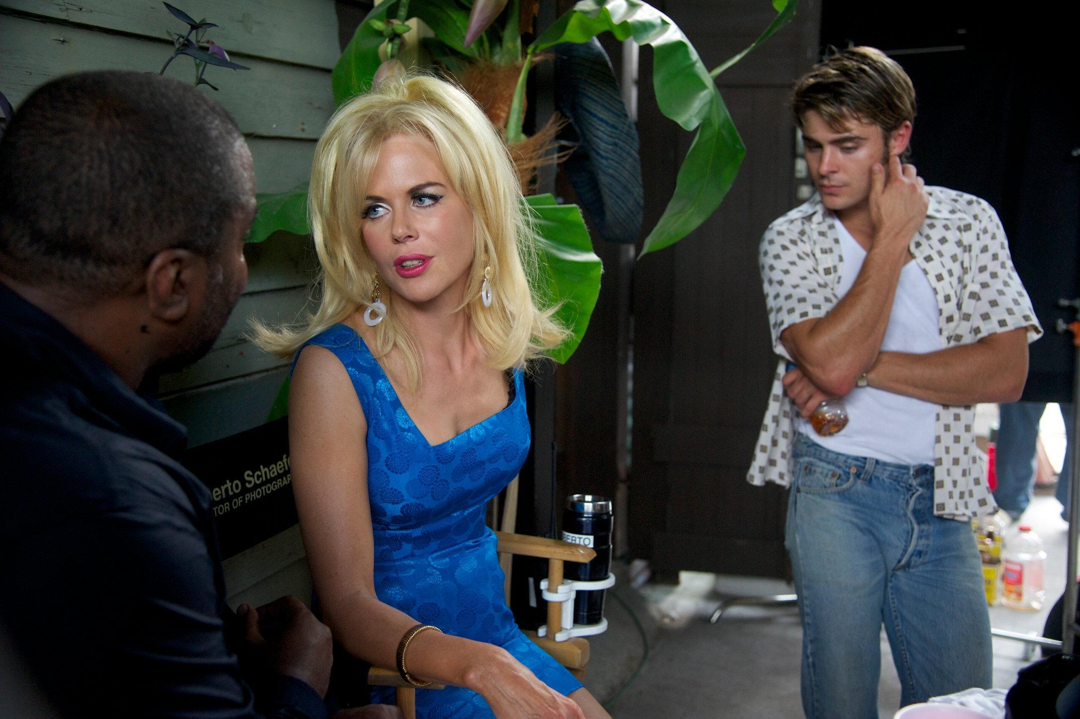 Nicole Kidman   Zac Efron