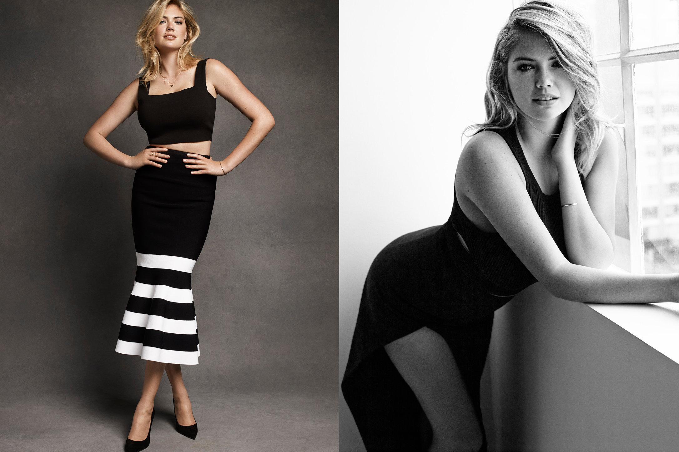 TheEDIT. Kate Upton. March, 2015.