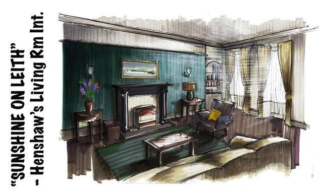 Henshaw's Living Room
