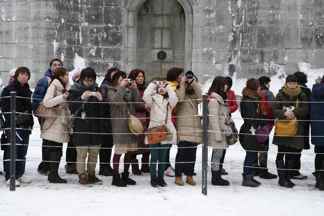 japanse toeristen