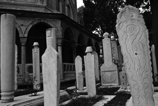 Suleyman Graveyard