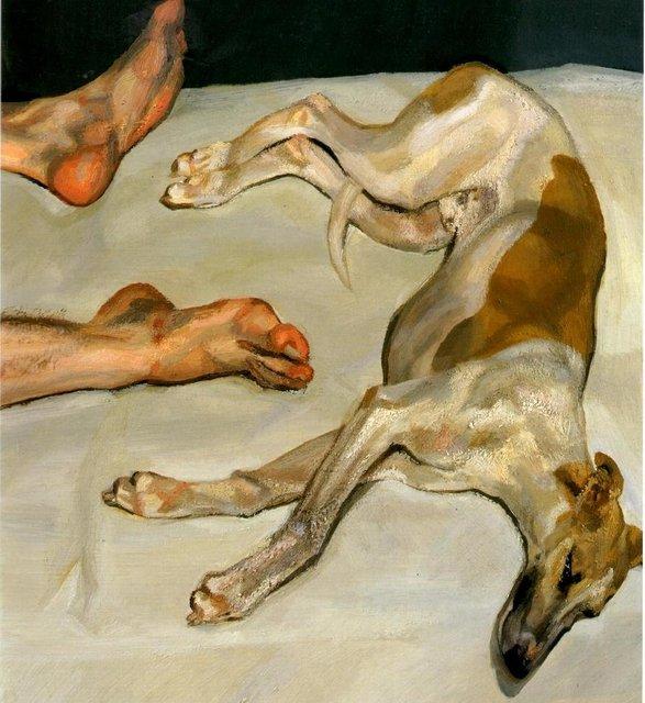 Lucian Freud, 1922 – 2011