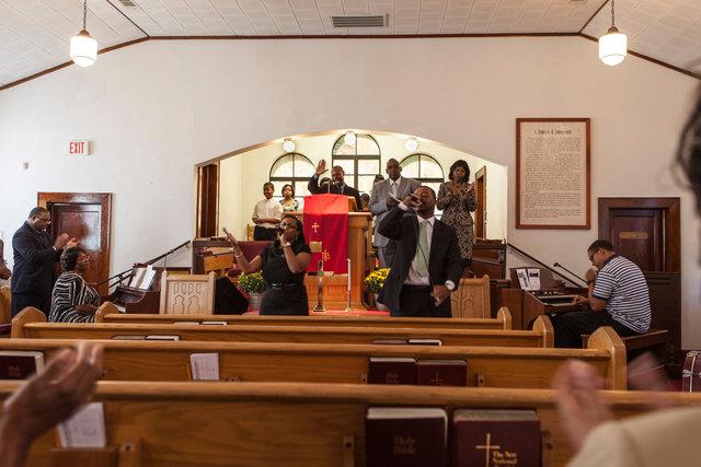 The Cain's Chapel Baptist Church