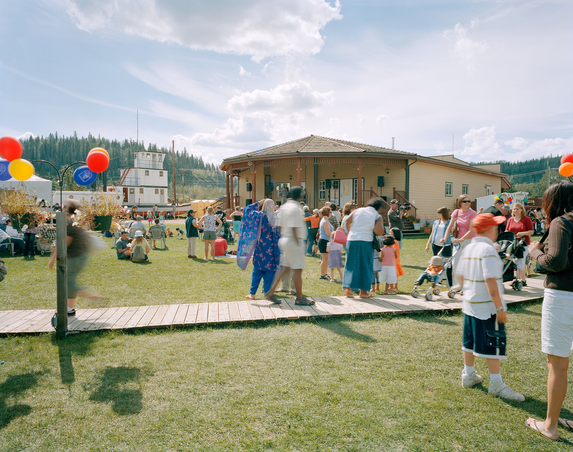 Fort McMurray Heritage Day