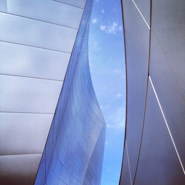 WALT DISNEY CONCERT HALL - BLUE 9