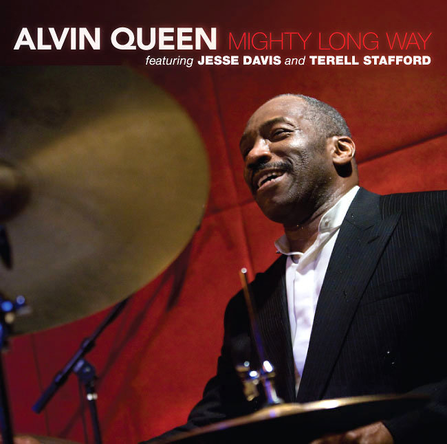 Alvin Queen cd cover