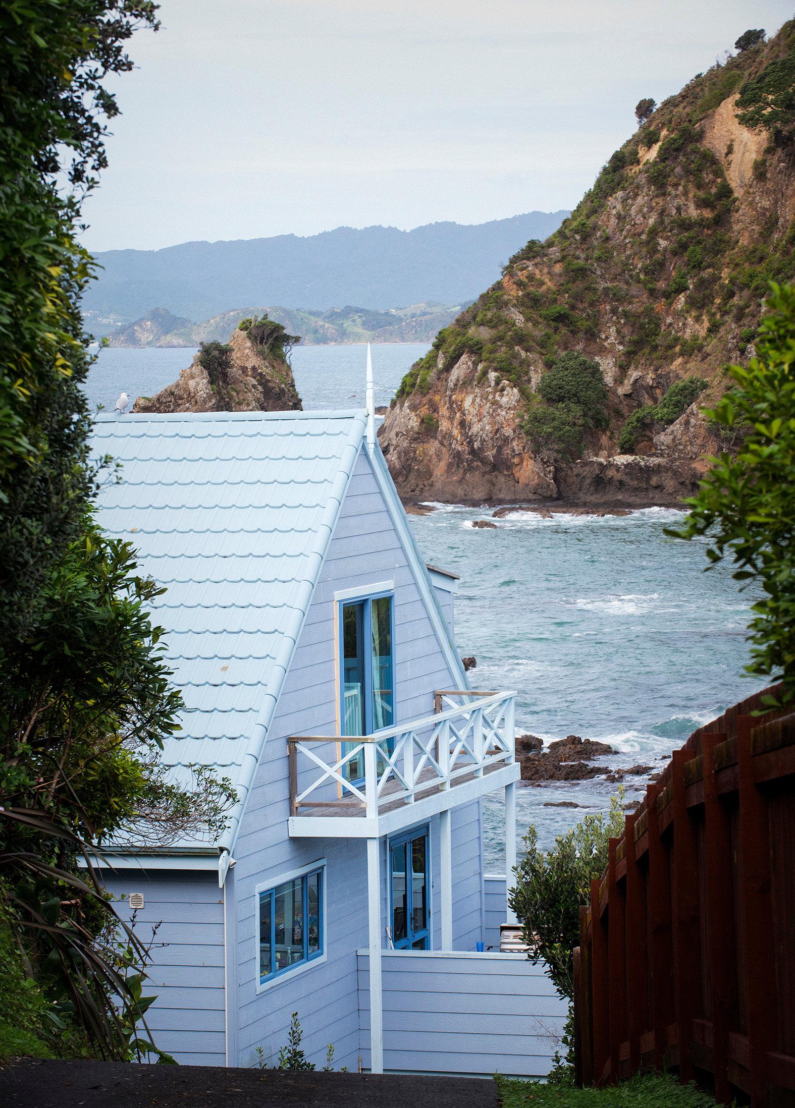 Russell, Nieuw Zeeland