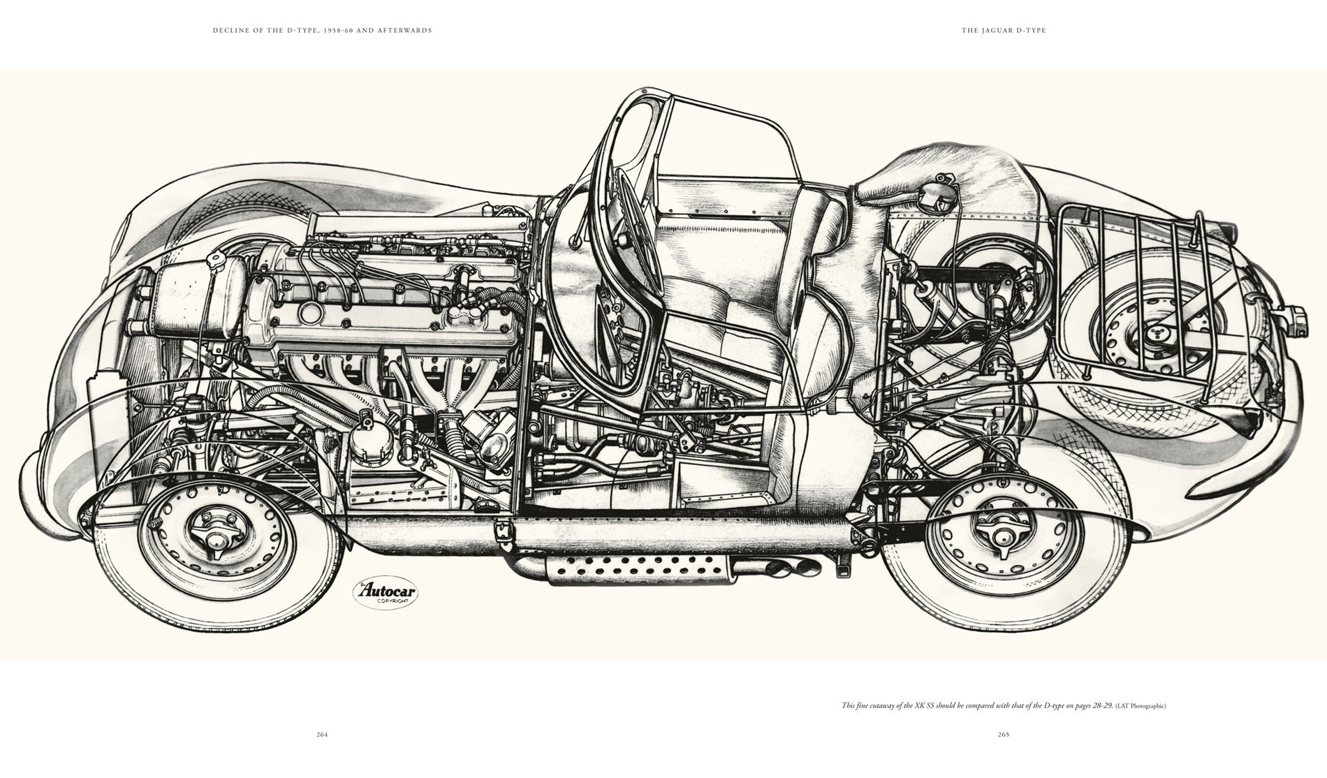The Jaguar D-Type