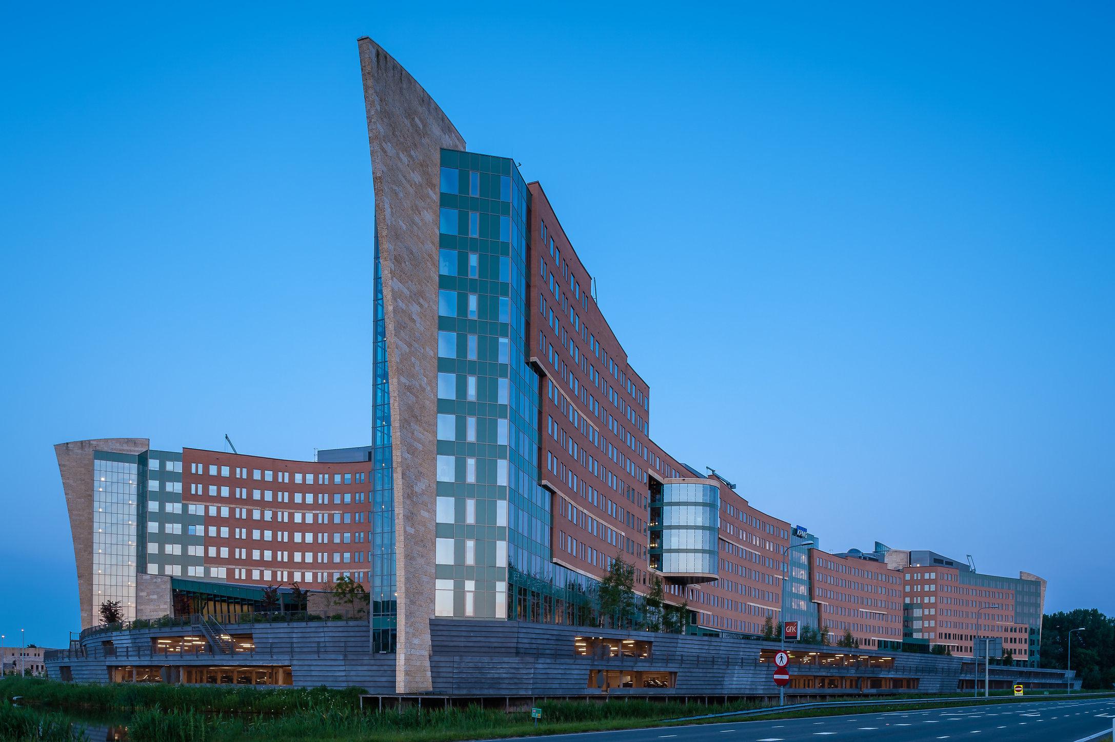 KPMG, Amstelveen  i.o.v. PropertyNL/Locus