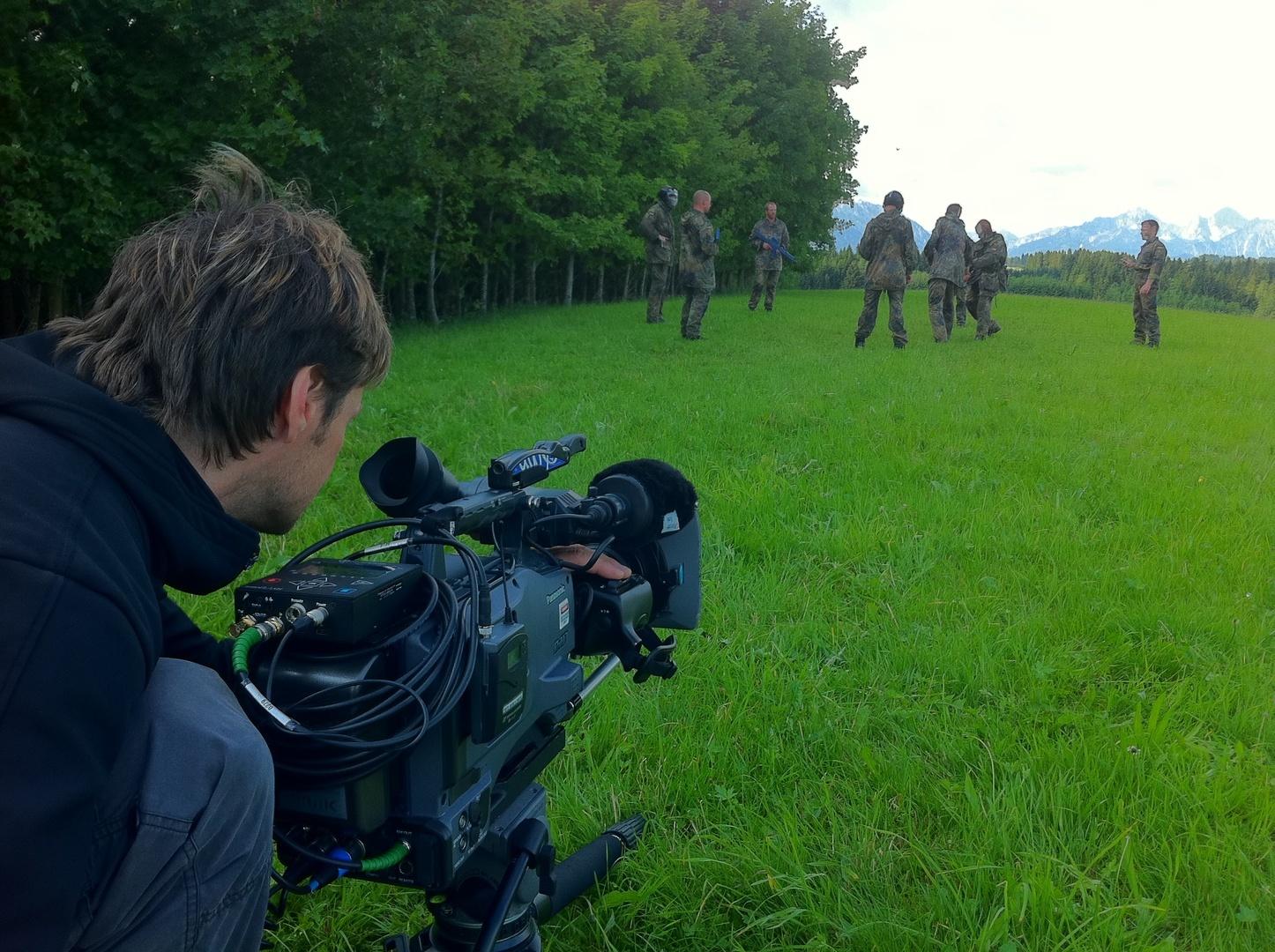 RTL II / N24  Schule der Krieger
