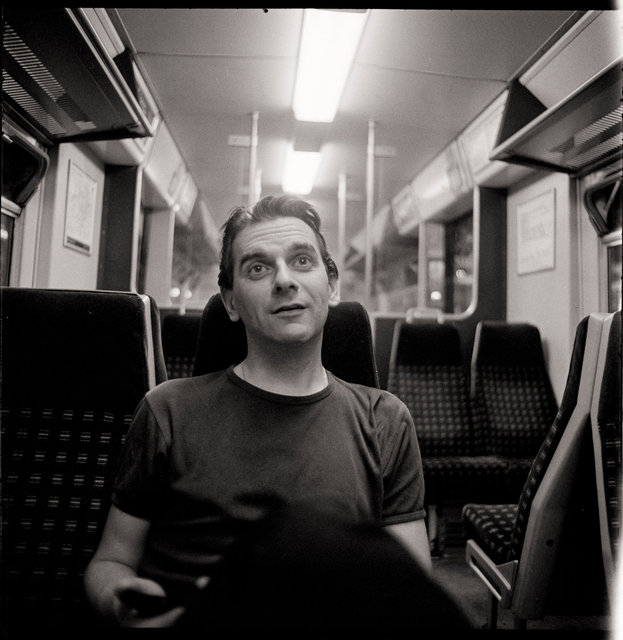 CONOR MC MAHON,LAST TRAIN TO SUTTON,LONDON