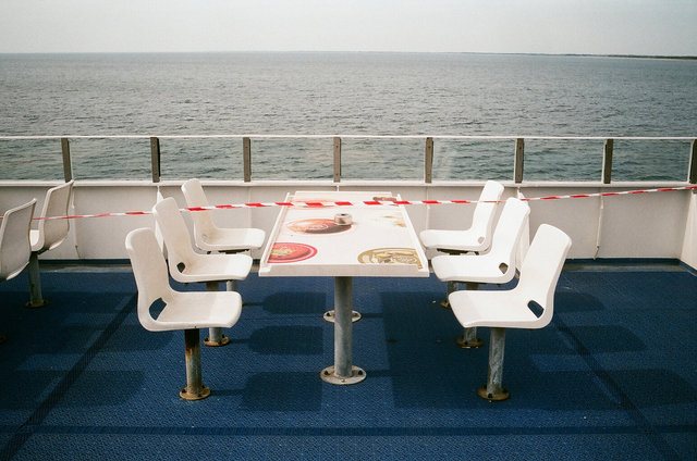 chairs on the ferry, CHP.jpg