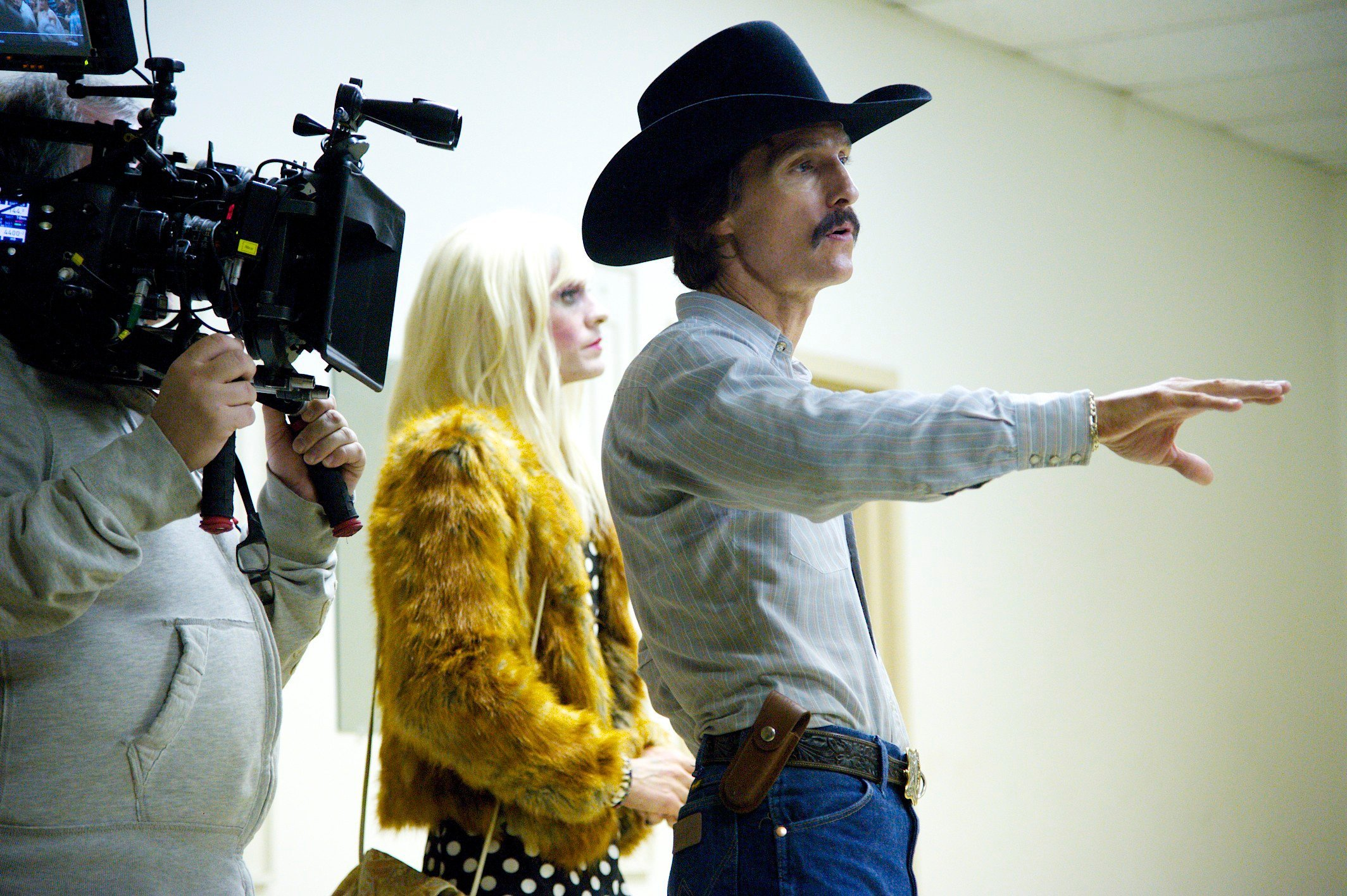 Matthew McConaughey   Jared Leto
