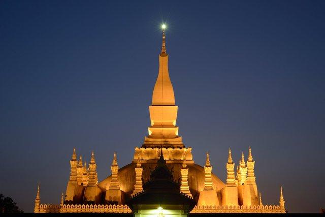 That Luang - Laos