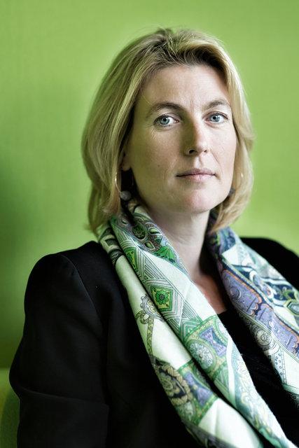 Ruulke Bagijn PGGM voor Financial Investigator.