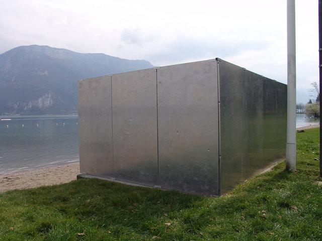 NICOLAS FLOC'H/STRUCTURE MULTIFONCTIONS/Ecole des Beaux Arts d'Annecy