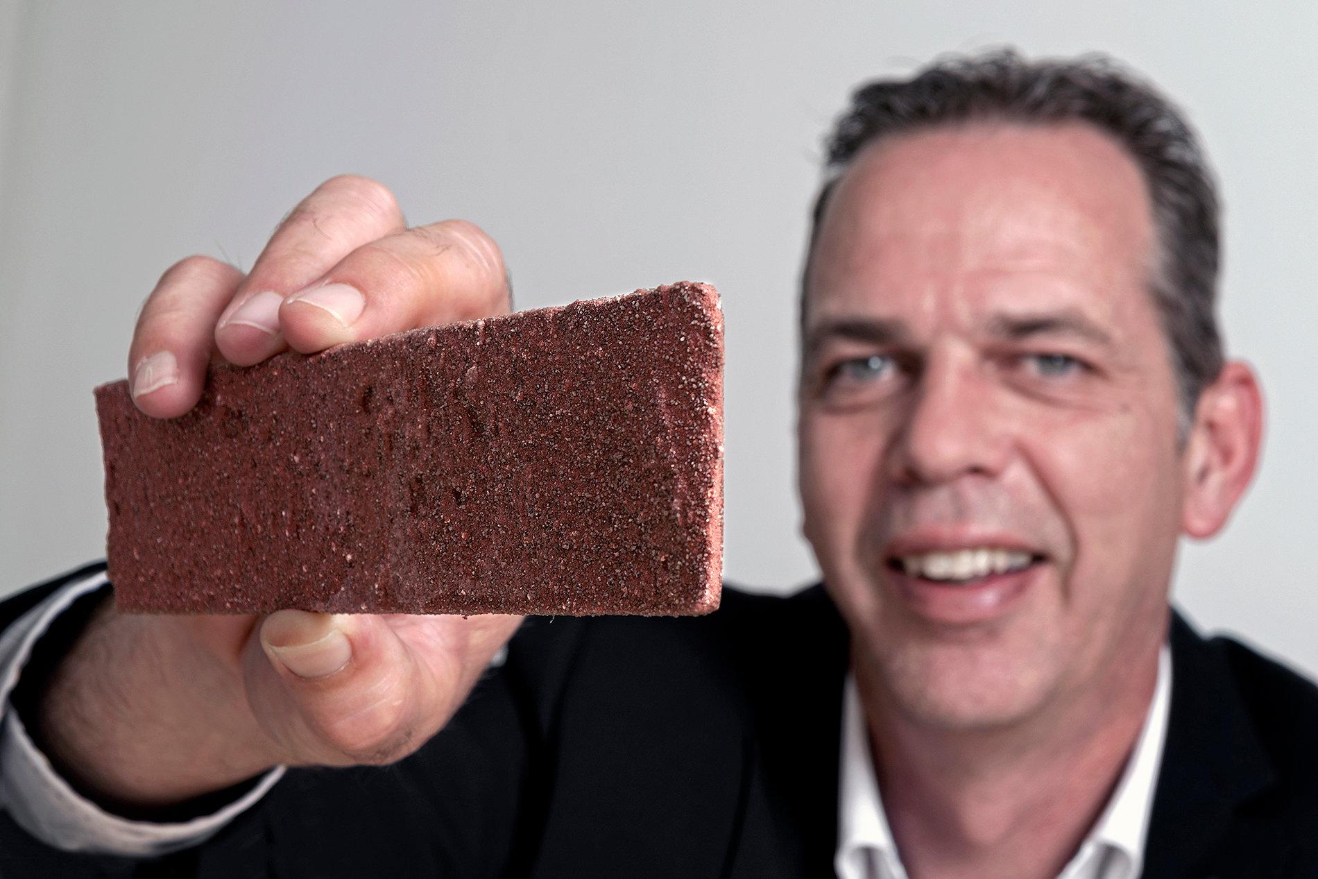 Floor Verdoorn adjunct-directeur bij Nederlandse Bouw Unie
