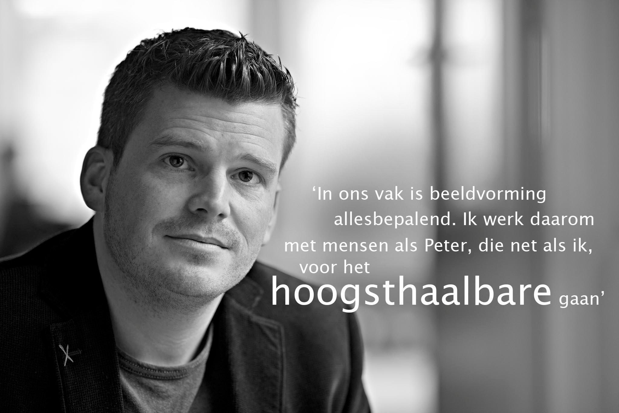 Robbin van Nek werkt bij buro Klei