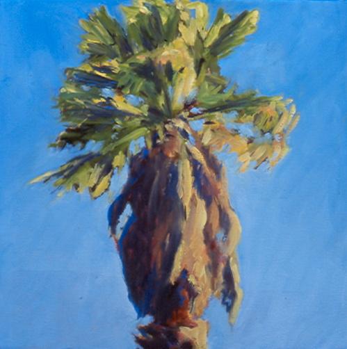 Palm Tree Portrait Series, No. 5