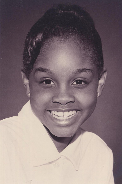 "LATOYA HOWELL- CHILD MODEL, ACTRESS.  Costar of ""The Rosa Parks Story"" as Rosa's childhood best friend."
