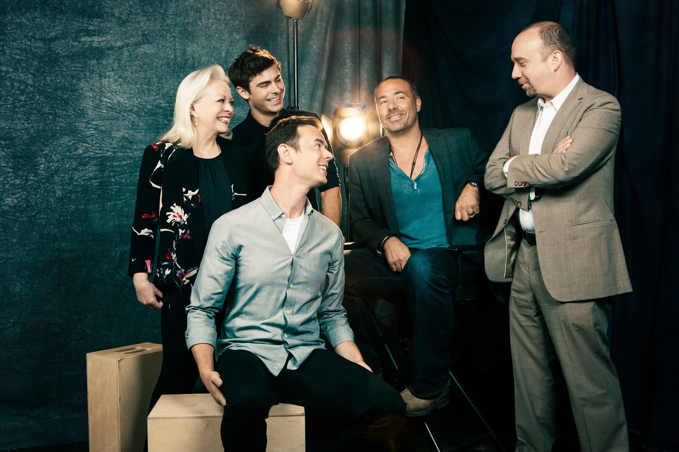 peter landesman, director, jacki weaver, zac efron, colin hanks, paul giamatti, actors