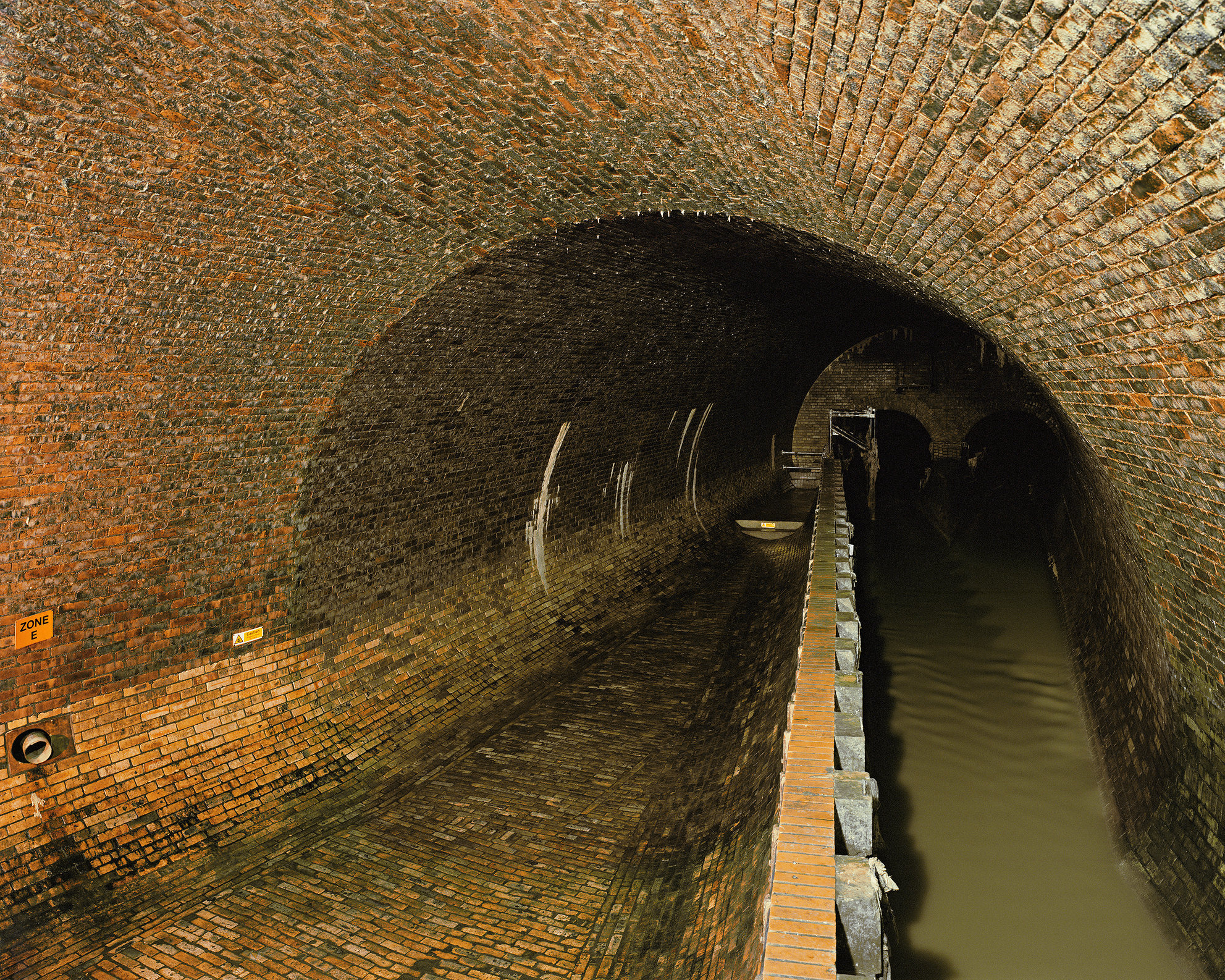 Victorian Sewers, Brighton.