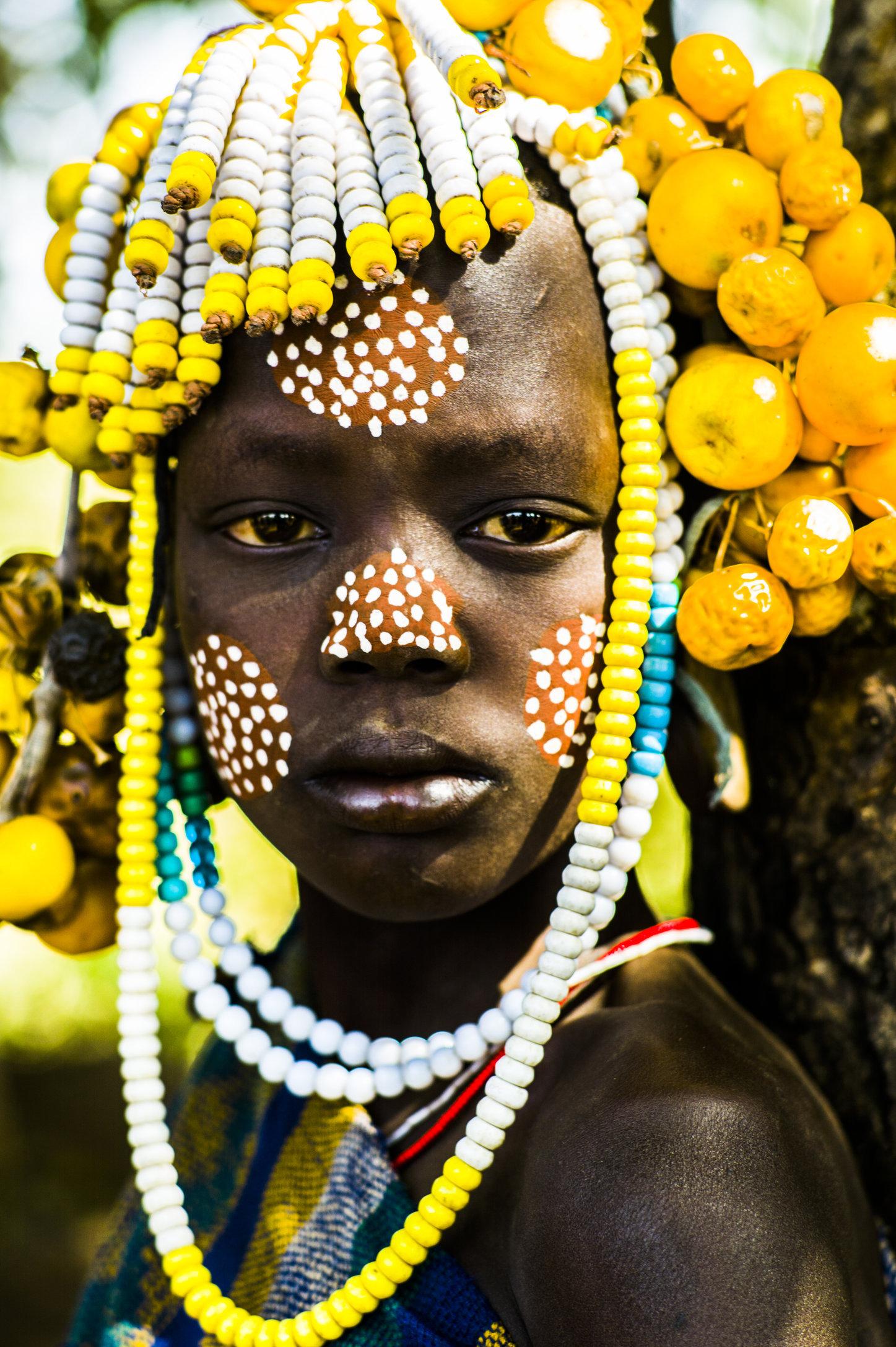 Omo Valley, Ethiopia. 2015.