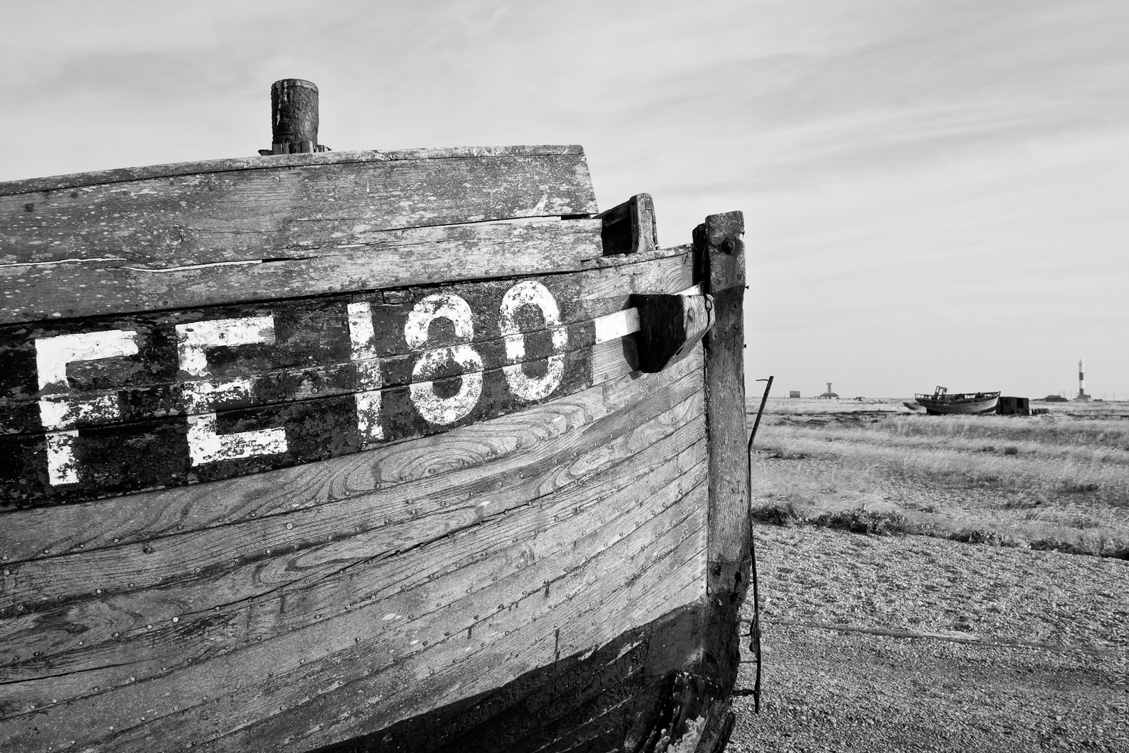 FE 180, Dungeness, 2012