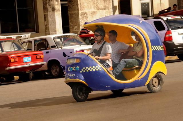 Public Taxi, Havana
