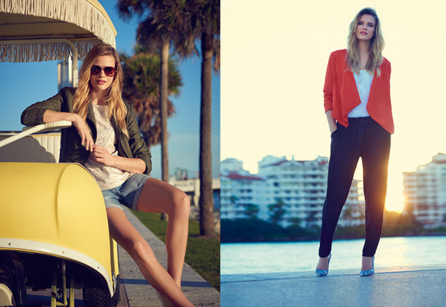Dorothy Perkins SS 2015 Shot by James Meakin