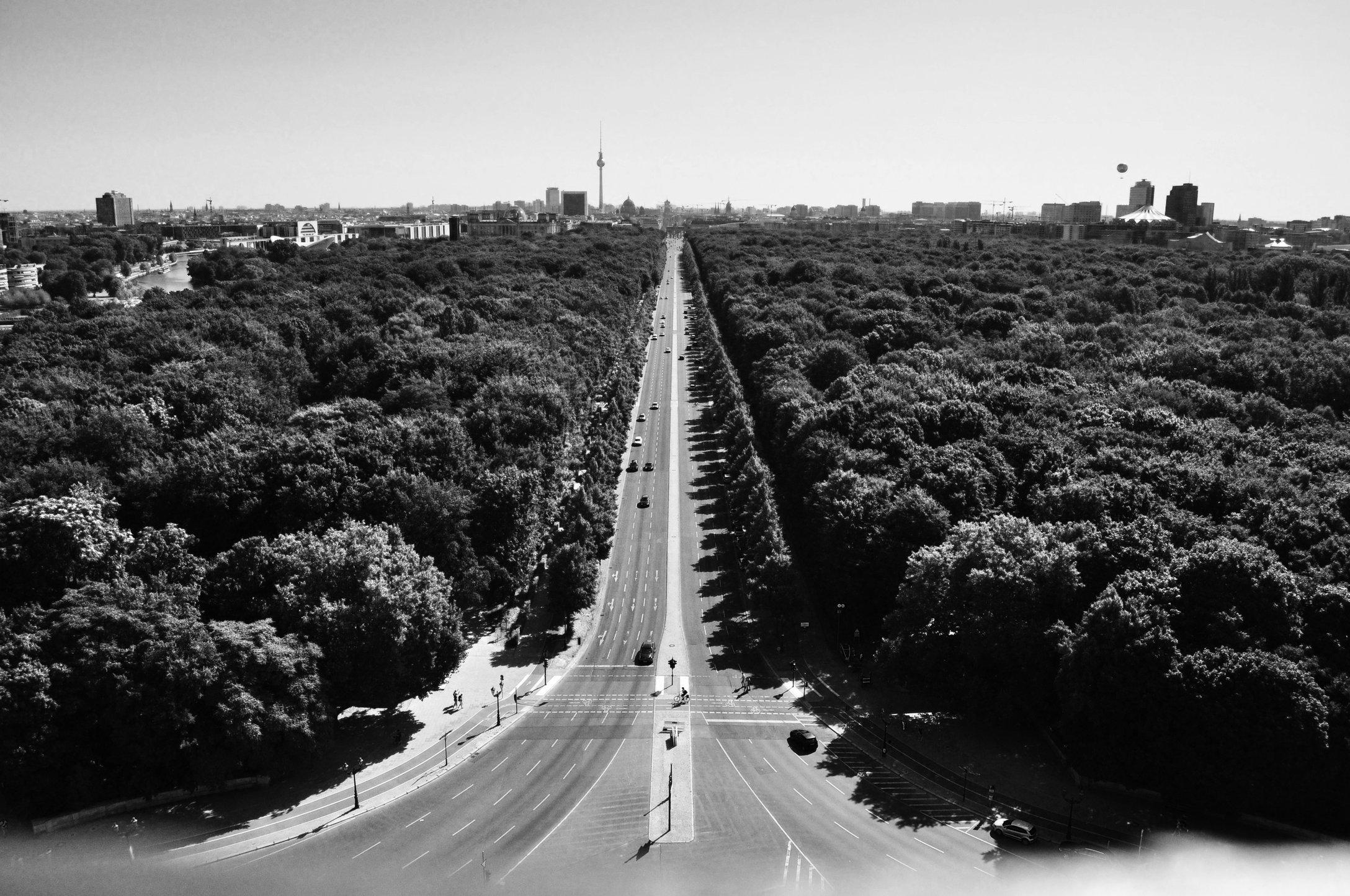 #berlin - looking east