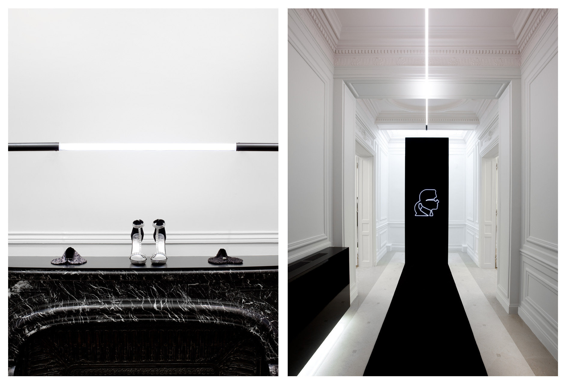 KARL LAGERFELD OFFICE PARIS