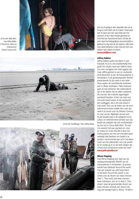 p/f MAGAZINE maart 2013