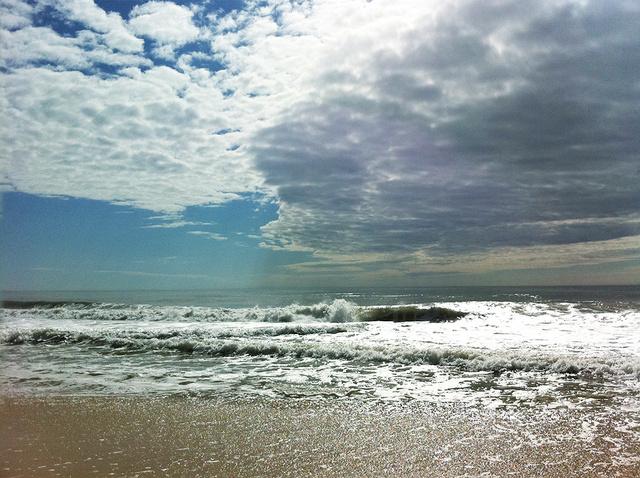 Montauk sea