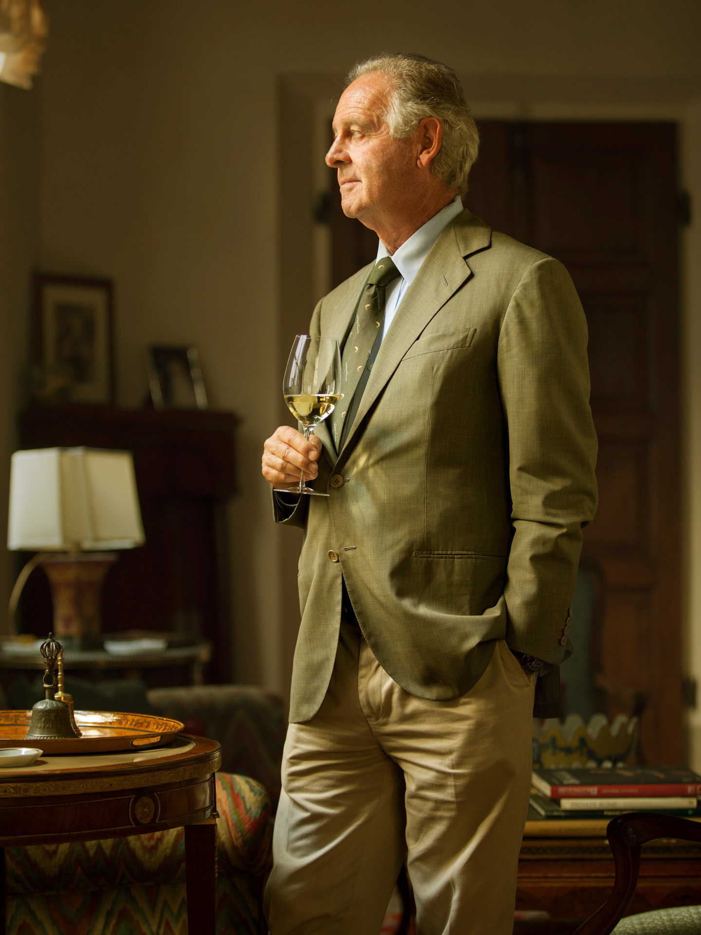 Marchese Antinori, wine maker