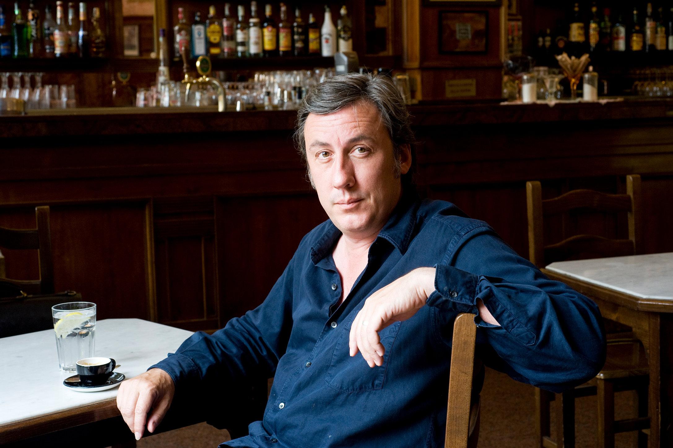 Andrew Graham Dixon, Art critic, journalist, TV presenter