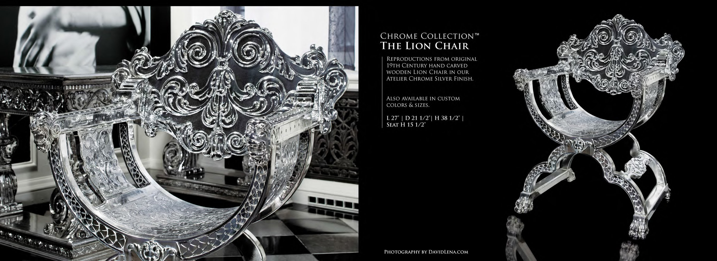 The Lion Chair