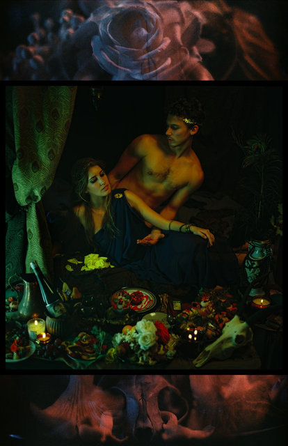 Hades and Persephone (always hungry)