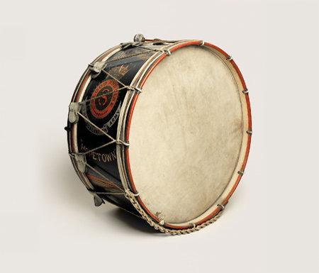 Bass Drum.  1937