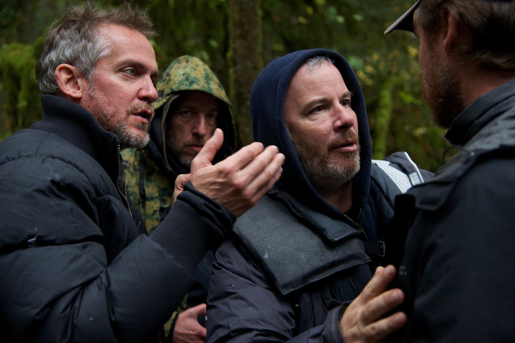 Jean-Marc Vallee & Urs Hirschbiegel & Yves Belanger - WILD