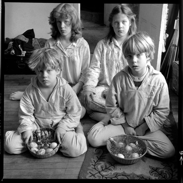 1982.04. Easter in Cambridge