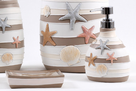Naturashell - Bathroom Accessory Sets - 2013