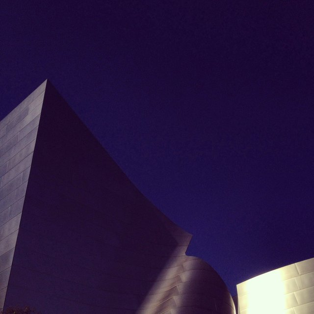 WALT DISNEY CONCERT HALL - PURPLE 5