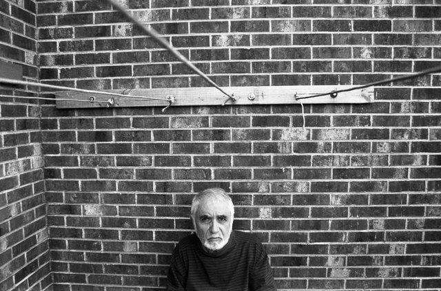 Armenian Expressionist painter, Yuriy Sarkisov.