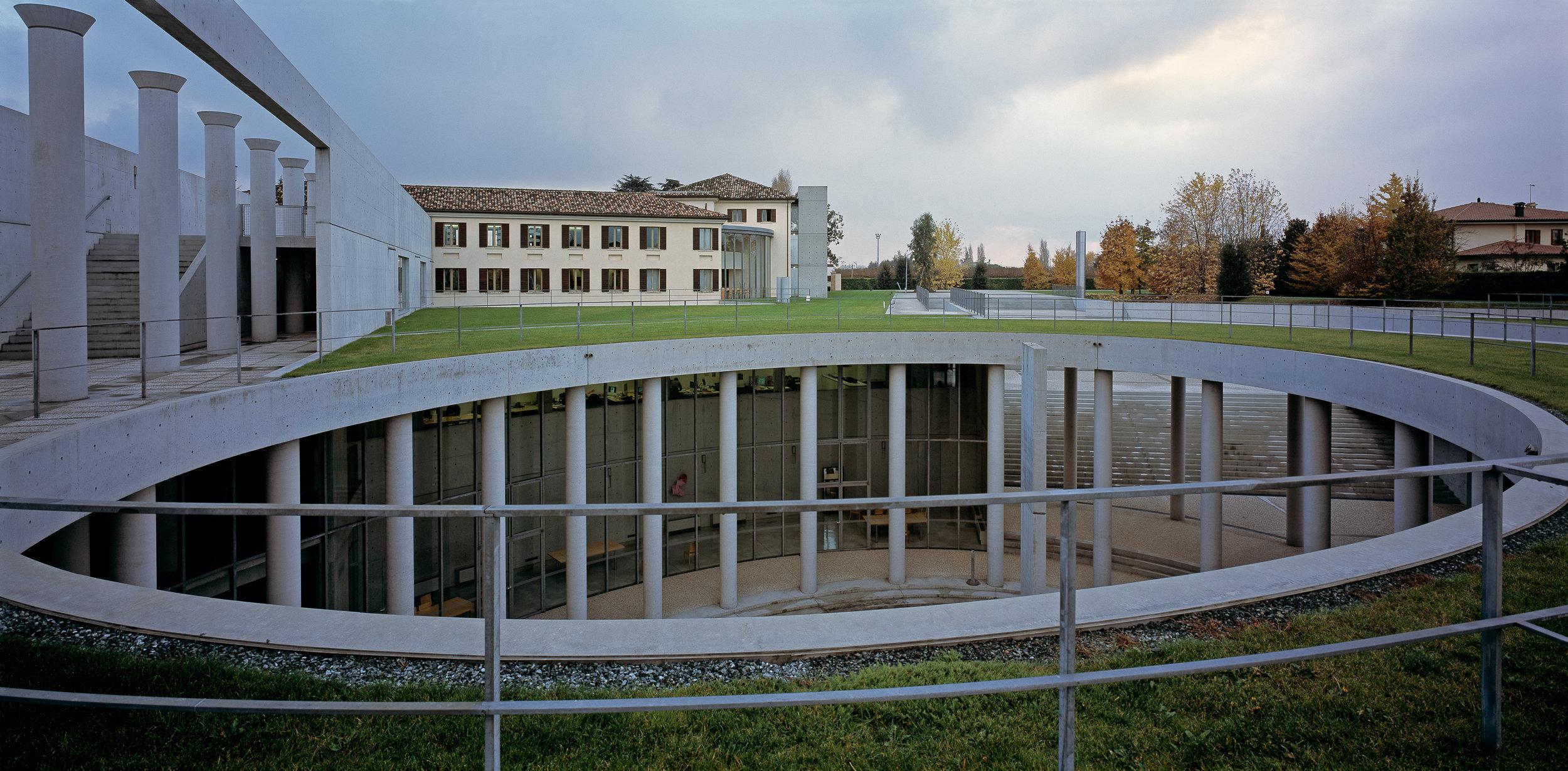 Fabrica Institute, Treviso, Italy
