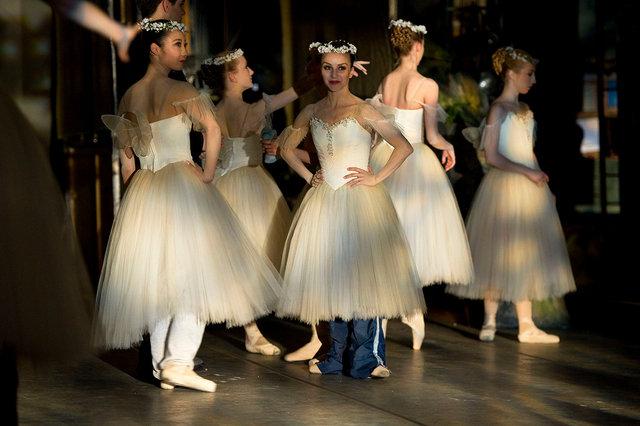 """The Sylphid"" Frank Andersen The Royal Swedish Ballet"