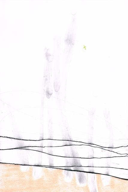 Zonder Titel, 2010  22,2 x 32,5 cm