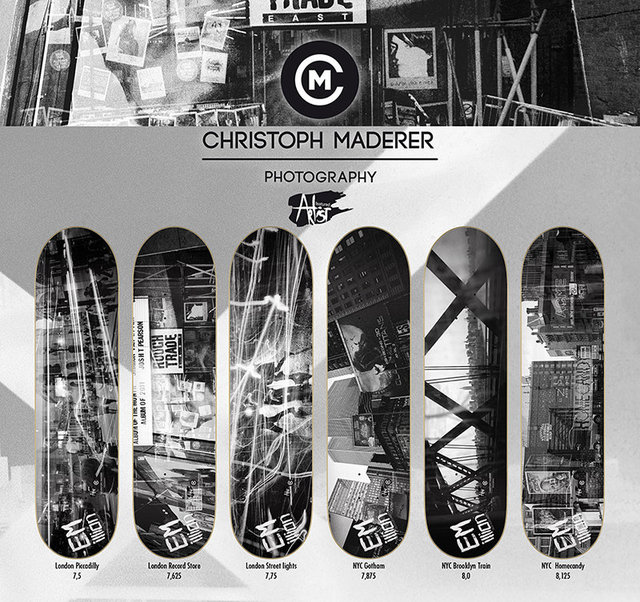 Skateboard Designs Emillion